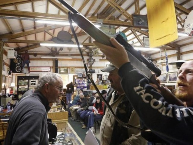 Firearms Sold By Washington State Police Ended Up In The Hands Of Criminals