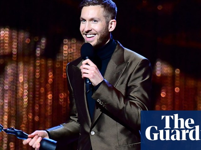 Calvin Harris and the 1975 lead winners at 2019 Brit awards