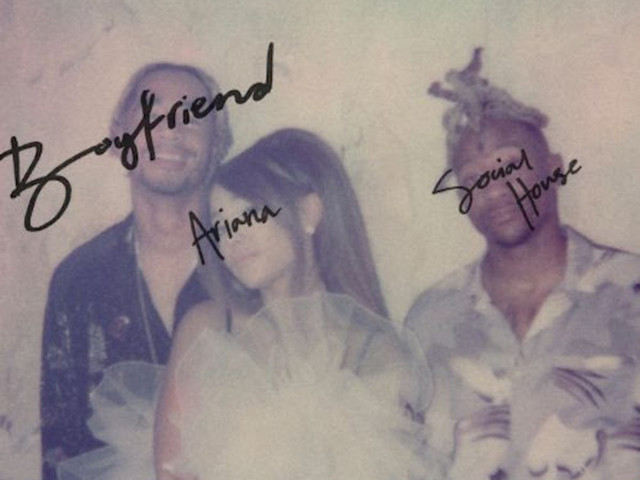 """Ariana Grande and Social House Drop Video for New Track """"Boyfriend"""""""