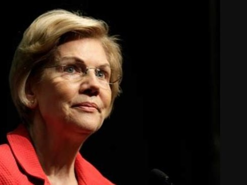 Elizabeth Warren Says Federal Antitrust Lawsuit Against Google Doesn't Go Far Enough