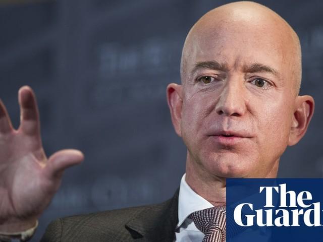 Saudis hacked Amazon CEO Jeff Bezos's phone, company's security chief claims
