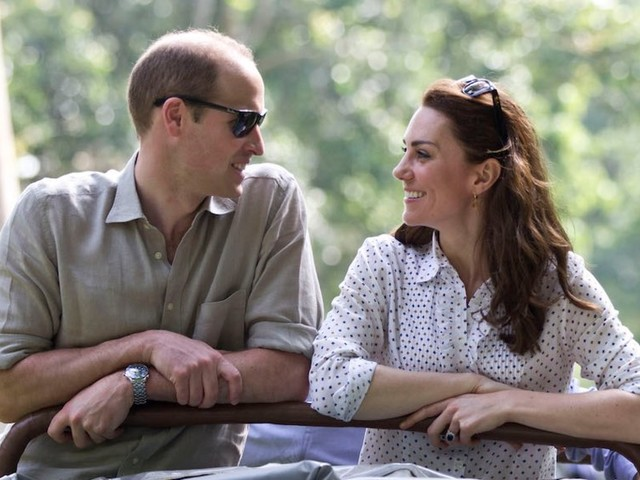 Here's what Kate Middleton and Prince William's body language tells us about their relationship