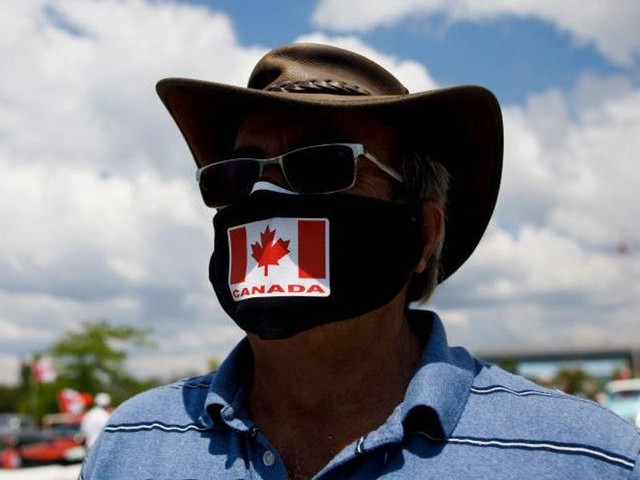 Canadian officials forced to backtrack on extreme COVID restrictions after police refuse to enforce them