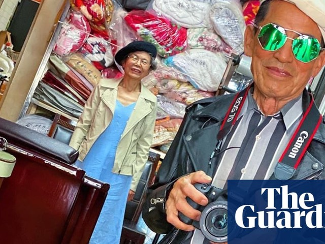 Taiwan grandparents go viral on Instagram modelling abandoned clothes