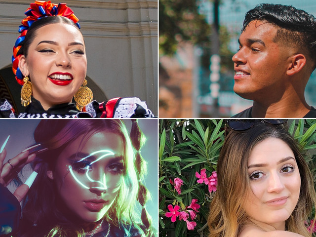 Latinx TikTok creators are filling a void and making history