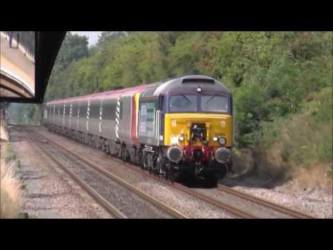 Pachelbel on Train Horns