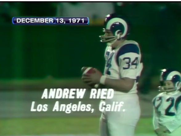 The video of giant 13-year-old Andy Reid, explained