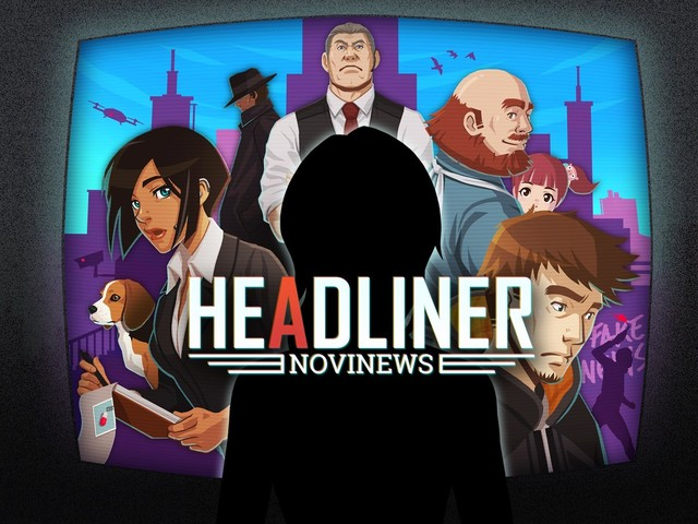 Headliner: NoviNews Is Now Available For Digital Pre-order And Pre-download On Xbox One