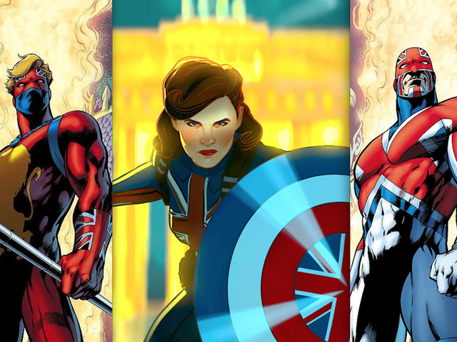 Who is Captain Britain? The secret history of the MCU's new superhero