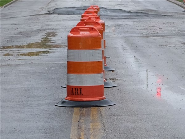 Fulton-Lucas Road to be closed for a second day Wednesday
