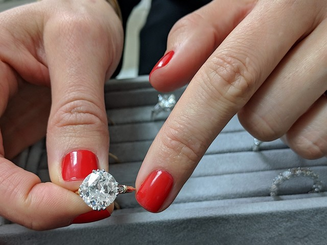 Here's what you need know about insuring an engagement ring