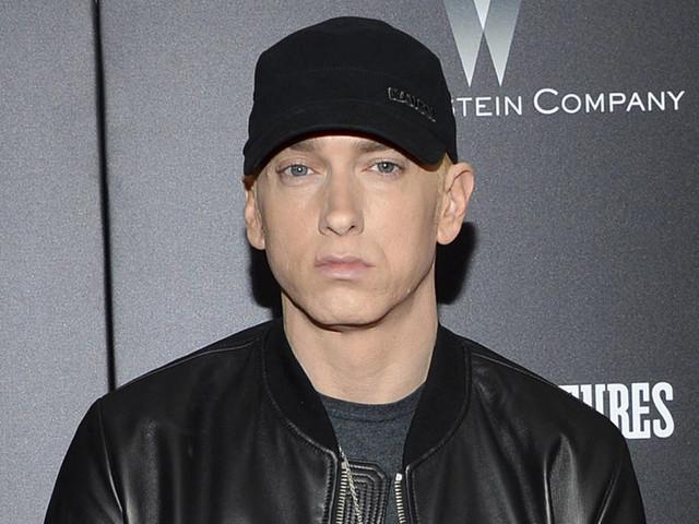 Eminem re-creates Las Vegas shooting in surprise video release
