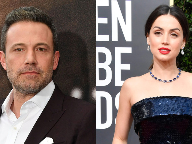 Ben Affleck & Ana de Armas Are Dating! (Report)