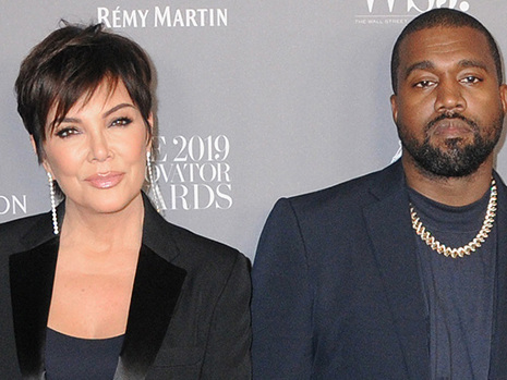Kanye West Gushes Over Kris Jenner's Taste In Music 21 Days After Slamming Her As 'Kris Jong-Un'