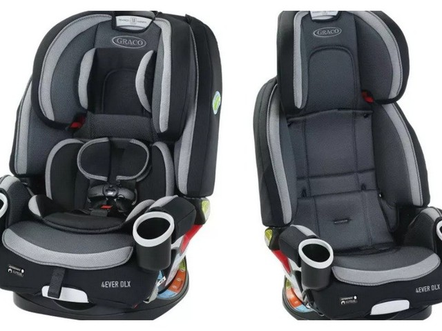 $100 Off Graco 4Ever DLX All-In-One Convertible Car Seat   Highly Rated