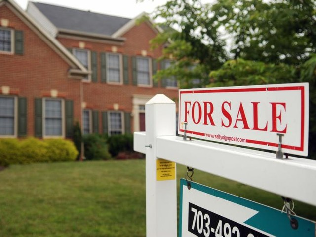 Home prices report signals rebound after 18-month decline