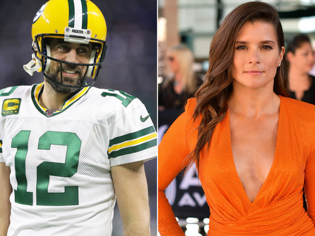 Aaron Rodgers embracing 'better head space' after Danica Patrick split