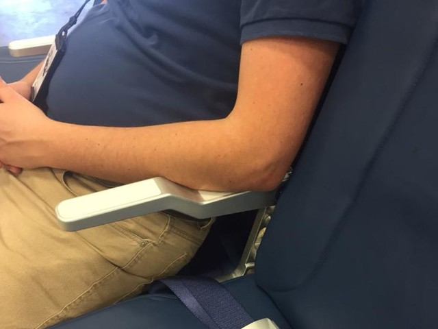 Is it OK to recline your seat? The great reclining debate