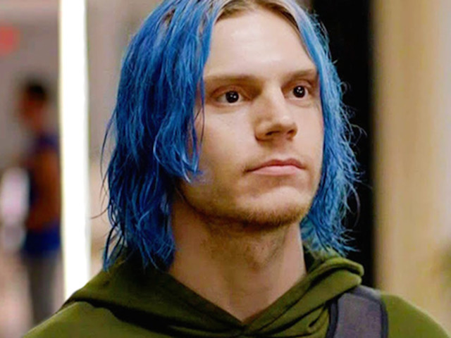 Evan Peters on Playing His Most Insane 'AHS' Character Yet, Working With Emma Roberts & Directing (Exclusive)