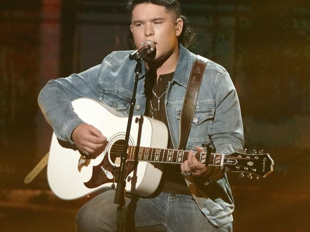 Caleb Kennedy, 'American Idol' contest, off ABC show after controversial video emerges