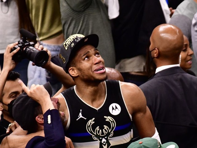 Mirin Fader on Giannis Antetokounmpo's Drive, Loyalty, and Hard Work. Plus: The Bucks Win the NBA Finals!