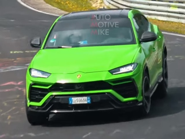 Lamborghini Brings An Urus To The 'Ring – Is It The Hybrid Or The Hardcore ST-X?