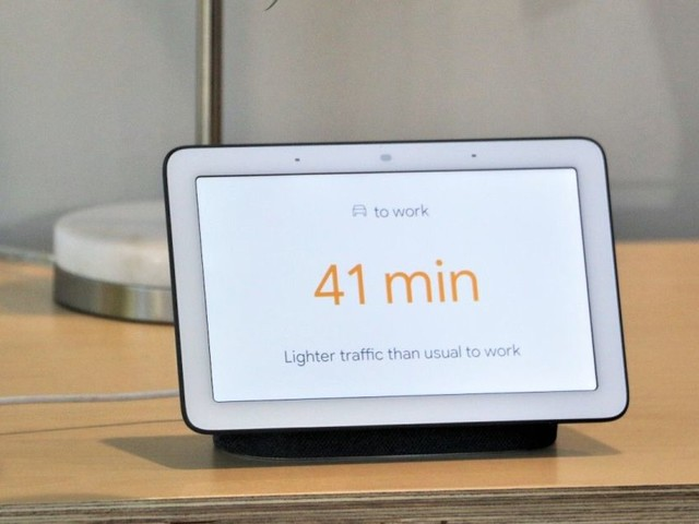 Google updates the Nest Hub to sense where you are without a camera
