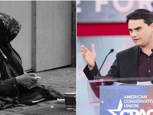 Face of privilege Ben Shapiro slammed for calling poverty a 'you problem'