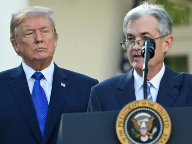 Happy Birthday Jay Powell: Fed Chief Had Dinner with Trump at the White House