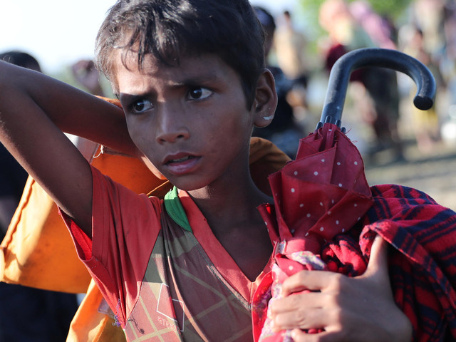 Riz Ahmed, Mindy Kaling, Aziz Ansari And Others Launch Appeal For Rohingya