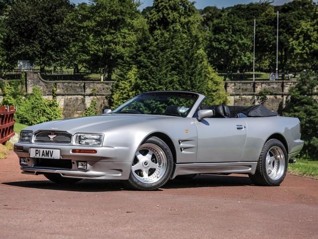 1995 Aston-Martin Virage