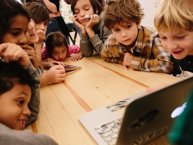 Disrupting the World of Private School With Tech and Guinea Pigs