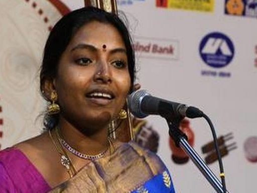 Brinda Manickavasakam offered variety in terms of kritis and composers
