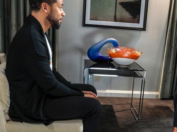 Jussie Smollett Gets Emotional About Doubters During First Interview About Attack