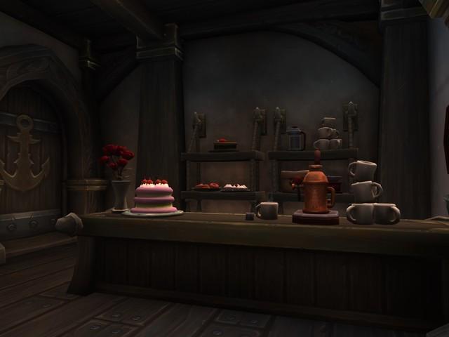 Boralus Updates in Build 26707 - Sanctum of the Sages, Cake Shop, Mariner's Row