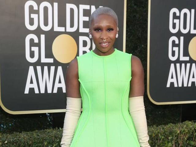 Golden Globes fierce fashion: Cynthia Erivo, Angela Bassett, Amanda Seyfried and more stars