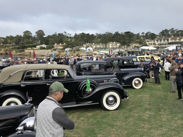 Pebble Beach cancels 2020 concours due to coronavirus concerns