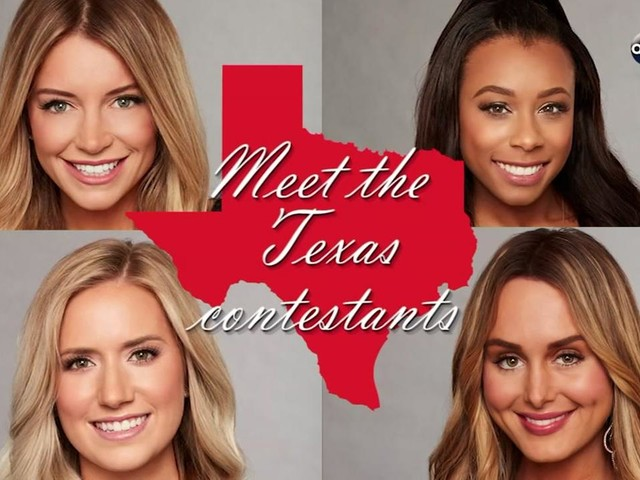 Meet the 4 Texans vying for Arie's heart on 'The Bachelor'