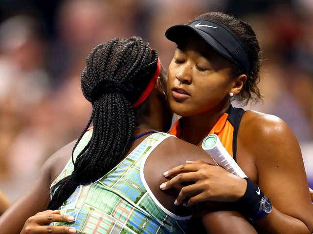 Naomi Osaka and Coco Gauff Offer a Glimpse of a Bright Future in Women's Tennis