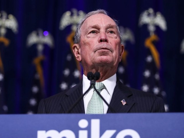 Tax the poor more so they'll live longer, 2020 candidate Michael Bloomberg says in resurfaced video
