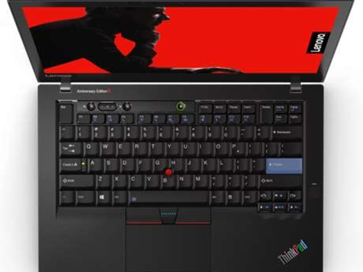 ThinkPad Anniversary Edition 25 Review: Hands-on