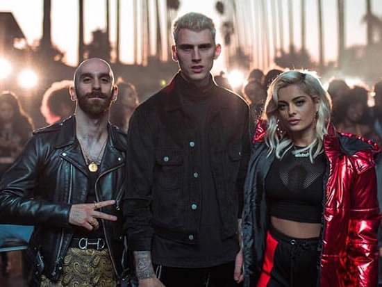 "Bebe Rexha Teams Up With Machine Gun Kelly & X Ambassadors On ""Home"""
