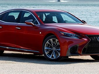 Road Tests: 2018 Lexus LS