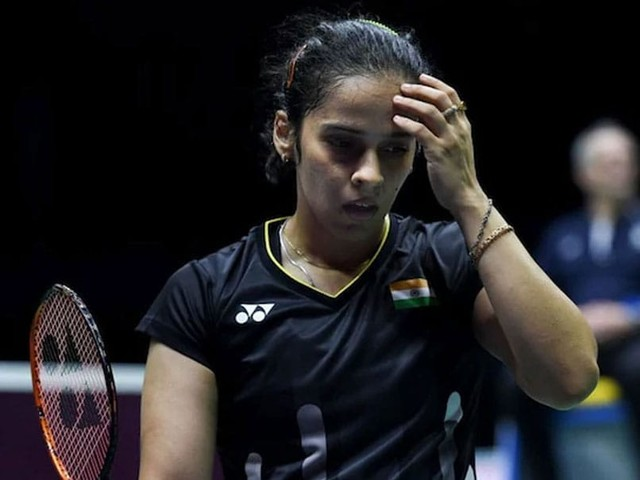 Saina Nehwal Crashes Out Of Thailand Masters In First Round