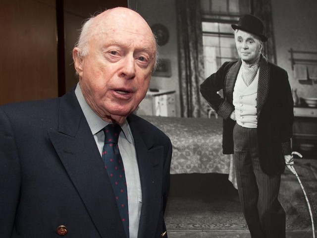 R.I.P. Norman Lloyd, St. Elsewhere star and favorite of Hitchcock and Welles