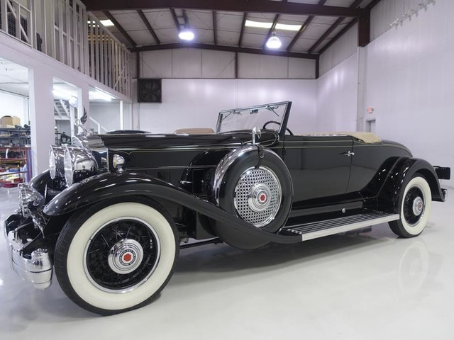 1932 Packard Eight Roadster Coupe