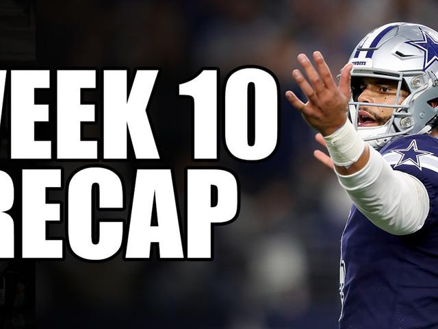Week 10 Recap With Chris Long