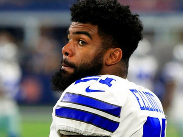 Court clears way for 6-game suspension of Cowboys' Elliott