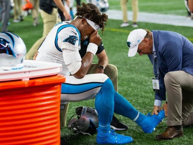 Carolina Panthers QB Cam Newton to undergo foot surgery