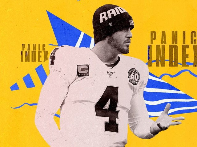 The 4 NFL teams with the most to panic about in Week 13